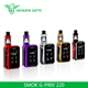 "Top selling SMOK G PRIV 2.4"" super touch screen 5ml SMOK GPRIV 220W waterproof ecig mod"