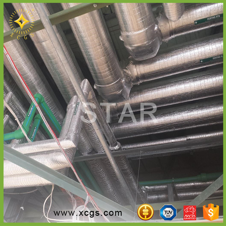 foam rubber air condition insulation tube