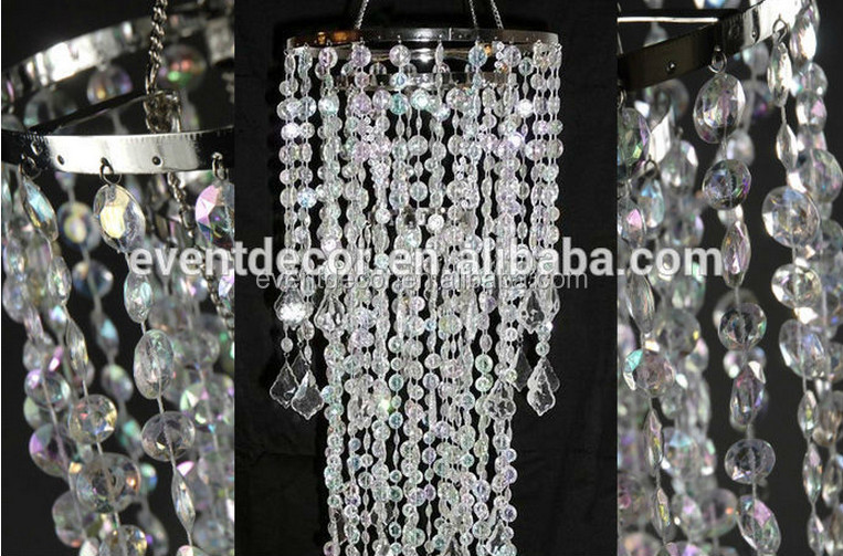 Plastic crystal chandelier thejots chandelier plastic crystals chandeliers design lighting ideas aloadofball Image collections