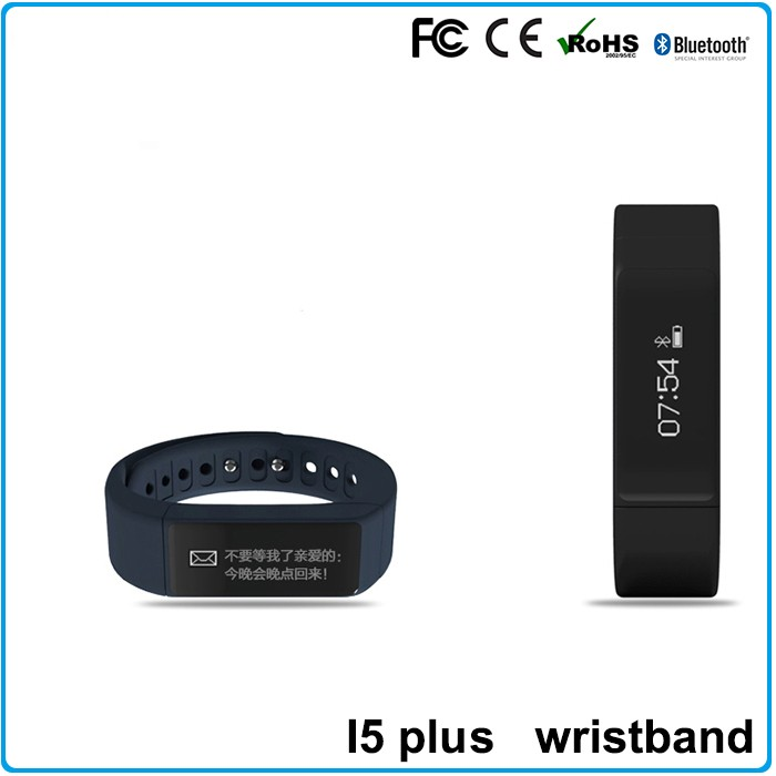 i5 plus waterproof smart watch with dual os smart watch sync phone call and message sports fitness smart bracelet