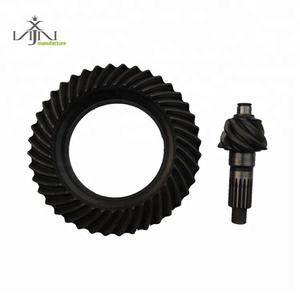 MC863589 4D34 Mitsubishi Crown Wheel and Pinion Shaft With 7x39 Ratio