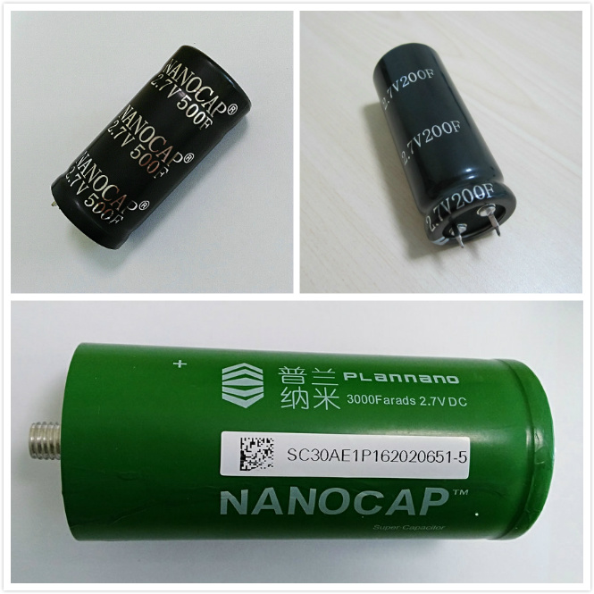 3000 Farad Super Capacitor Hybrid Car Battery Car Audio Capacitor