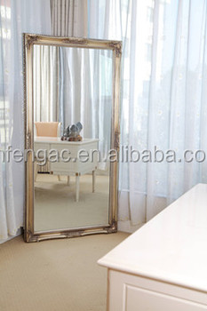 Exotic Furniture Wooden Home Goods Floor Mirrors - Buy Home Goods ...