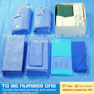 disposable sterile surgical kit..surgical kit implant..surgical instrument kit