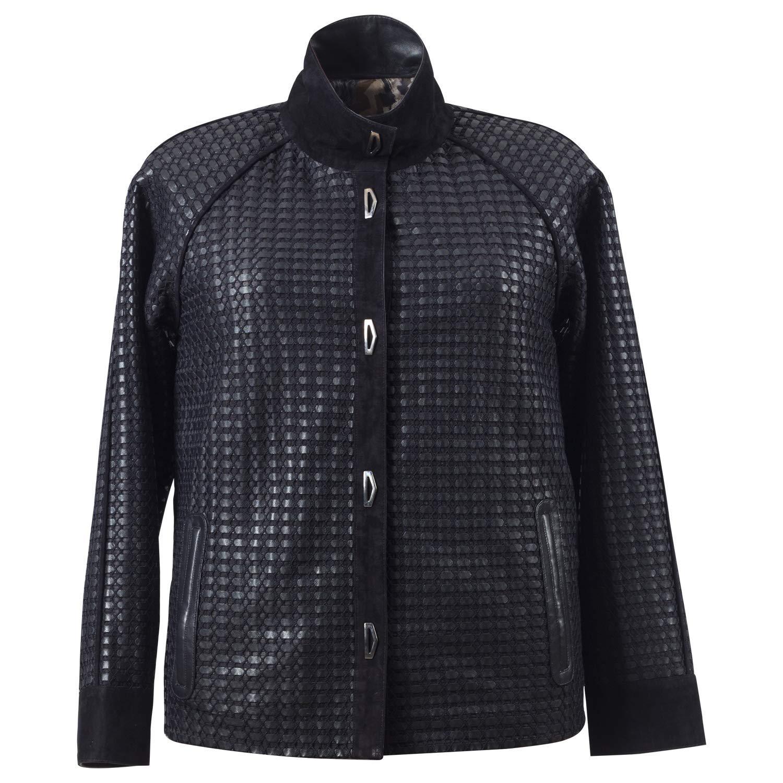 Leather Jacket for Women Plus Size - Real Premium Lambskin Leather Jacket, Silk Lining - Handmade