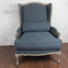 Factory direct supply Luxury noble high back throne chair