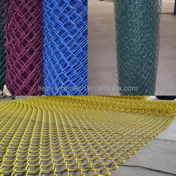 Low Cyclone Wire Fence Price Philippines With Pvc Coated