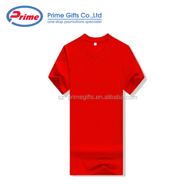 Popular Oversized Cheap T Shirt Printing for Promotion