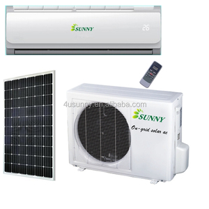 Air conditioner inverter technology solar hybrid dc air conditioner KFR-26GW/PV(9000BTU)