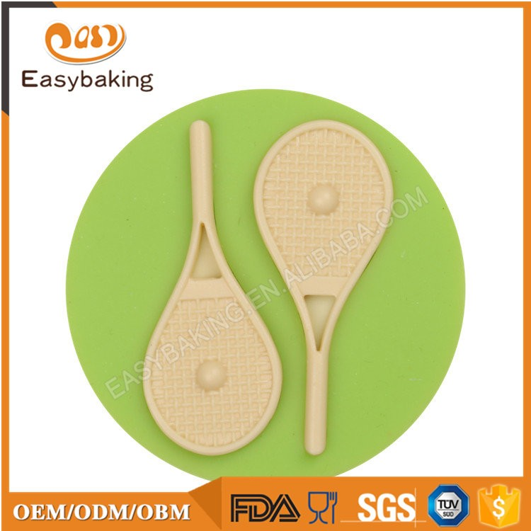 ES-6306 Fondant Mould Silicone Molds for Cake Decorating