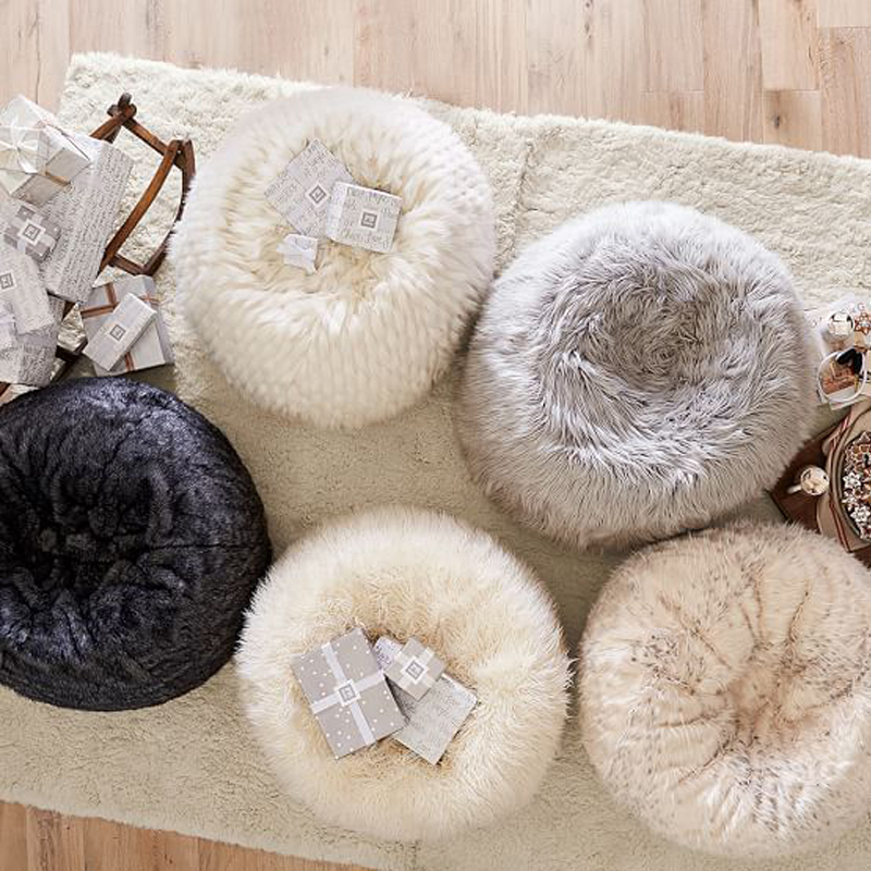 Brilliant Faux Fur Chair Big Sofa Bed Furry Bean Bag Cover Buy Fur Bean Bag Big Sofa Bed Plush Bean Bag Product On Alibaba Com Machost Co Dining Chair Design Ideas Machostcouk