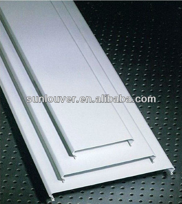 Metal Aluminum Box Ceiling Tile False Ceiling Suspended