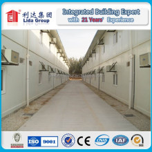 steel structure prefab dormitory and prefab building and prefab house