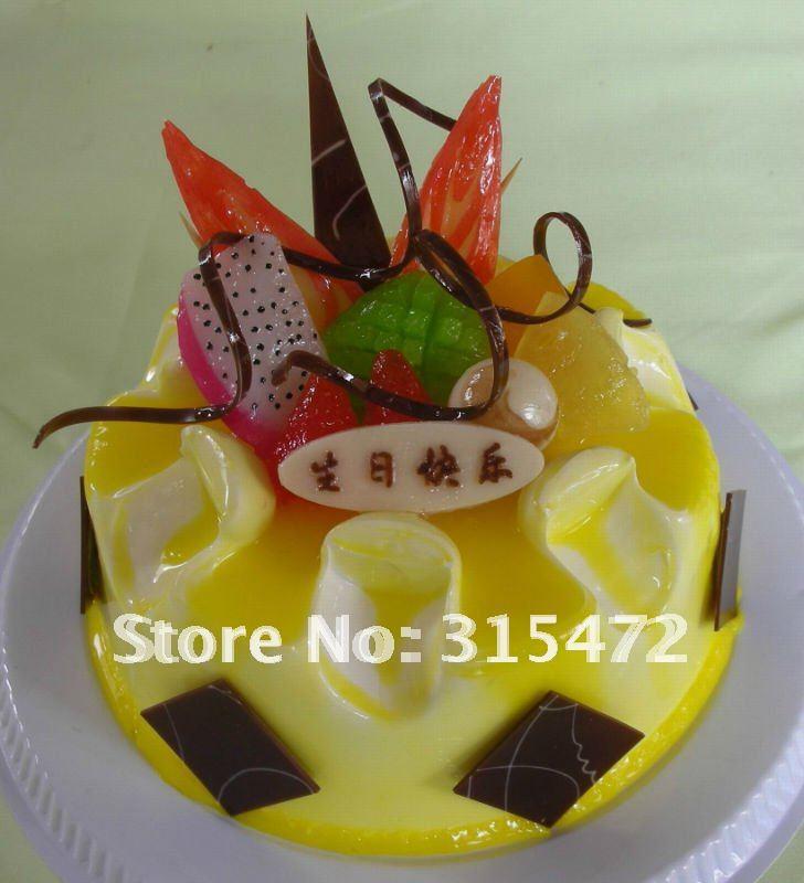 Plastic Cake Model;Simulation Cake Model;Wedding, Birthday