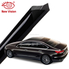 modern design crazy selling black glass tint window film llumar solar film with nano ceramic technology