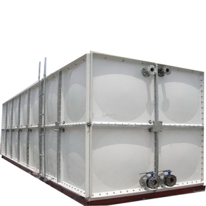 High Intensity FRP Tank Fiberglass Water Tank For Water Treatment With  Competitive Price