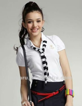 women shirt with bow