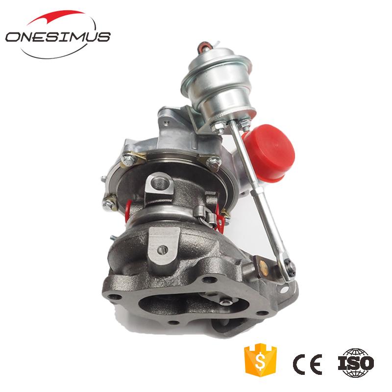 Động cơ Diesel 4D56 Turbone Các Bộ Phận Tăng Áp 4d56 Turbo Tăng Áp