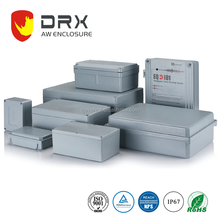Diecast Case metal electronic battery box Distribution Boxes