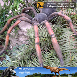MY Dino-C025 Realistic animatronic insect spider model