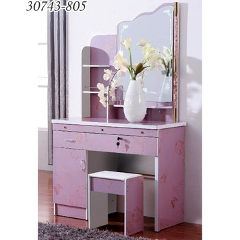 Bedroom Modern And Simple Designs Dressing Table 30743-805 - Buy ...