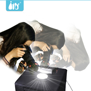 M60 Portable Video Studio Equipment 60*60*60CM Photography Light Box