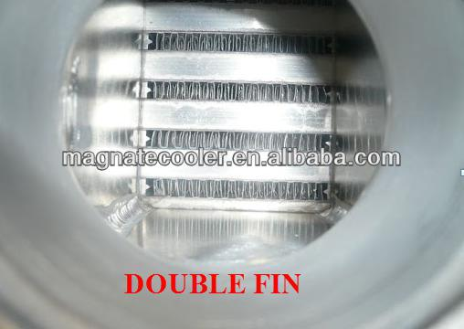 Double Fin Bar And Plate Intercooler Serrated Settated Universal Product On Alibaba