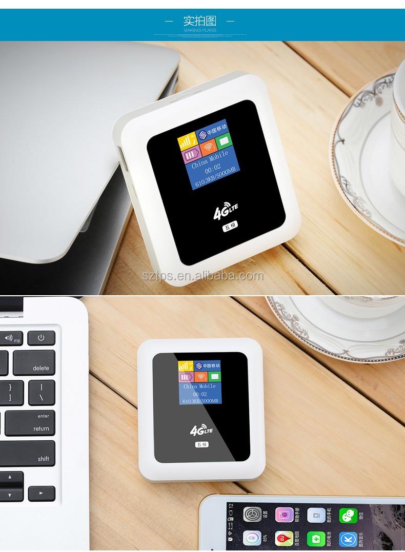 Wifi Dual Sim Card 4g Lte Wifi Router 4g Dual Sim Bonding Load ...