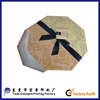 Cardboard octagon shape customized gift boxes