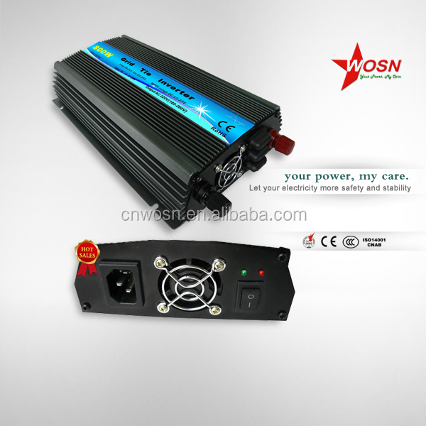 MGI-800W solar on grid power inverter circuit diagram
