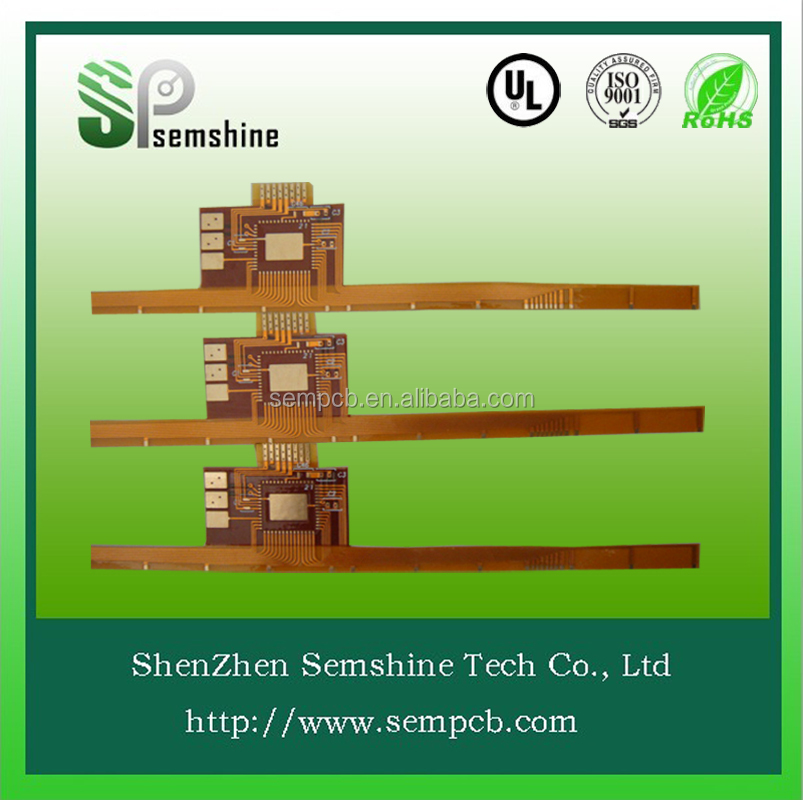 0.2mm thickness Custom control board for welding machine Flexible pcb