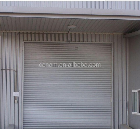 New material durable and nice aluminum alloy rolling shutter door