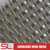 GKD Atlantic Silver Stainless Steel Architectural Woven Mesh Fabric for Ceiling