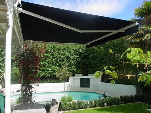Electric Motors Sun Shade For Skylights Terrace Canopy China Awning Toldos Retractables