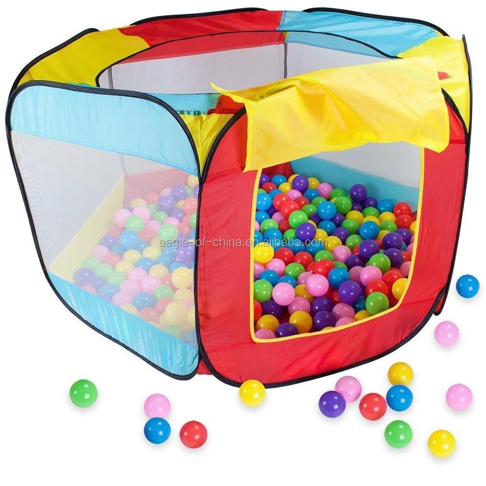 Ballenbak Tent Met 400 Ballenbak Ballen En Draagtas Tenten