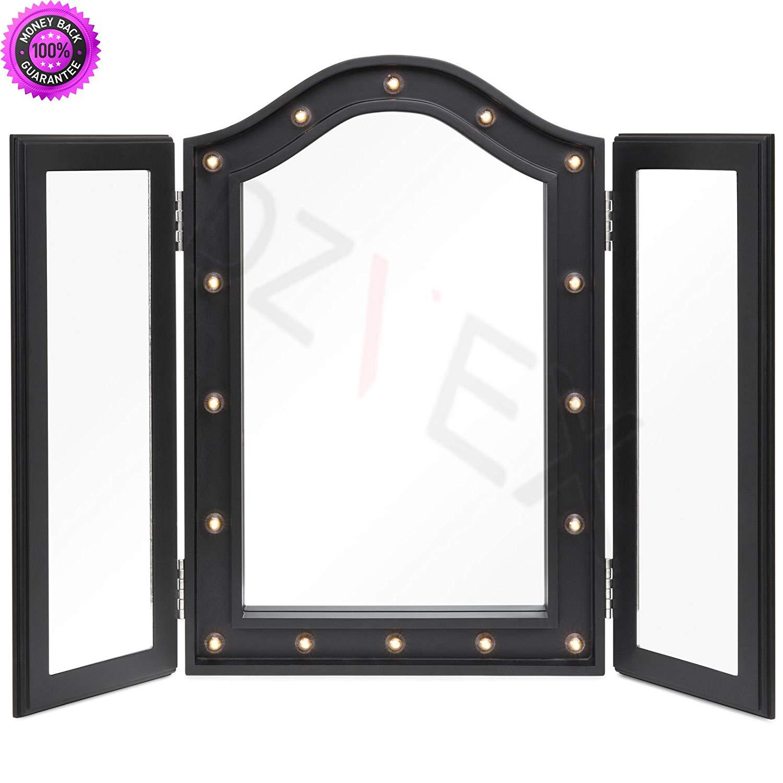 Cheap Tri Fold Makeup Mirror Find Tri Fold Makeup Mirror