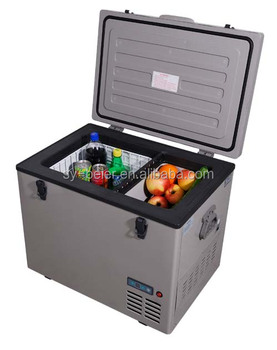55L car caravan fridge freezer