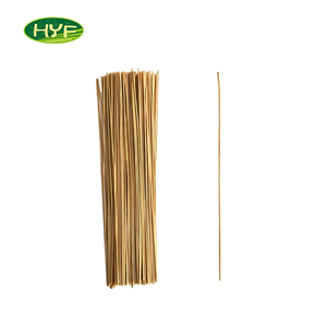Natural bamboo material 8 9 Inch Raw Incense Stick