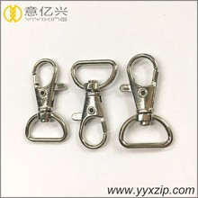 Znic Alloy Metal Dog Buckle Adjust Small Hook For Lanyard