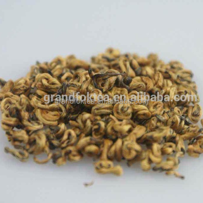 Best yun nan black tea china black tea hong jin luo - 4uTea | 4uTea.com