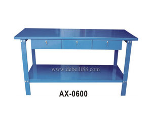 DIY Customize Steel Workbench for Garage
