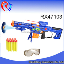 Funny soft bullet gun toy ner gun for kids