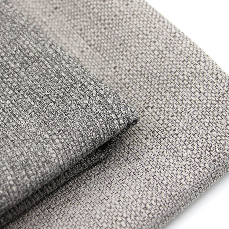 Factory Price Many Colors 100% Polyester Wholesale Sofa Window Curtain Pillowcase Breathable Fabric