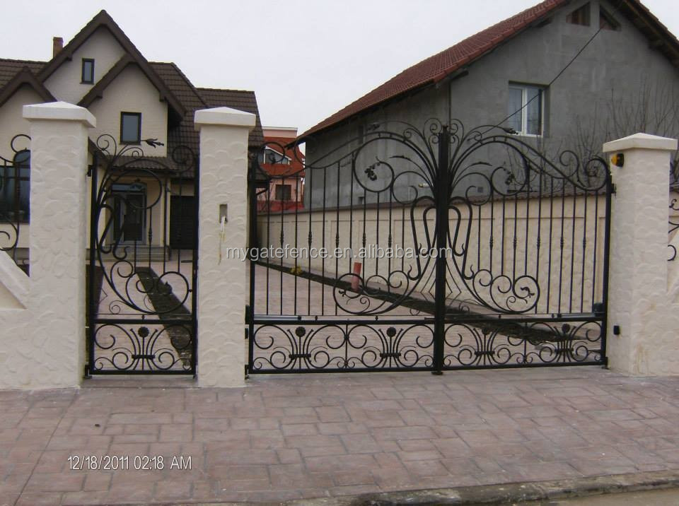 Security Gate For Patio Doors,house Gate Designs,iron Main Gate Designs