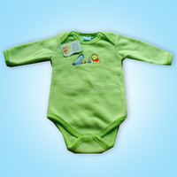 European and American long sleeve baby body Winnie the Pooh baby clothes