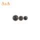 High grade 4 holes plastic urea suits button coats button shirts button