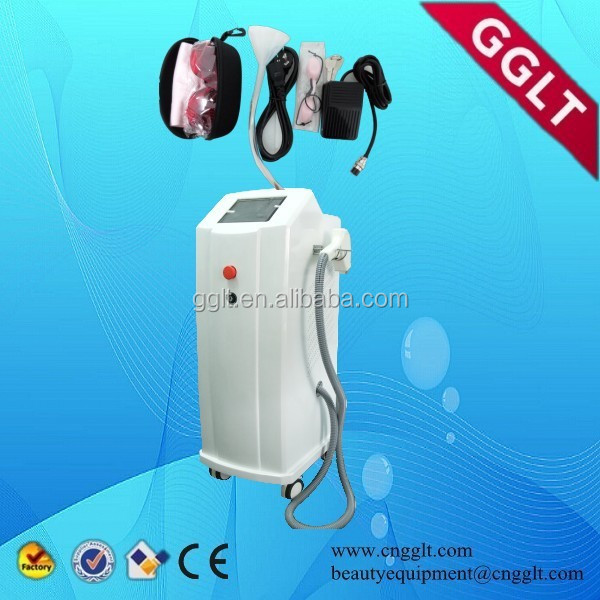 Promotio portable diode laser 808nm with water + air + semiconductor