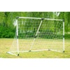 XY-S183A 1.83mx1.22m Portable PVC Tube Twin Set Football Futbol Soccer Goal Post