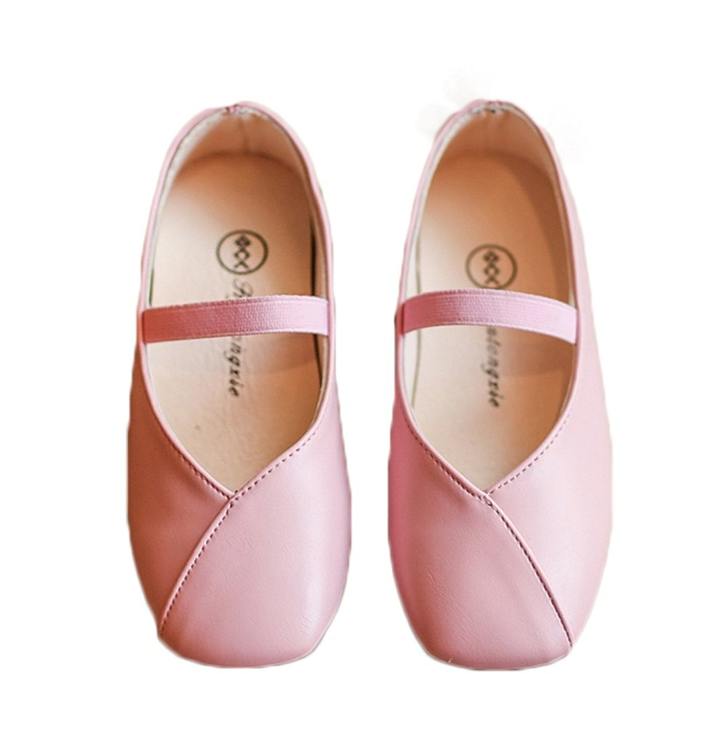 Bakerdani 2017 Style Fashion Autumn Girls Princess Dance Shoes Soft Soles Low-cut Uppers