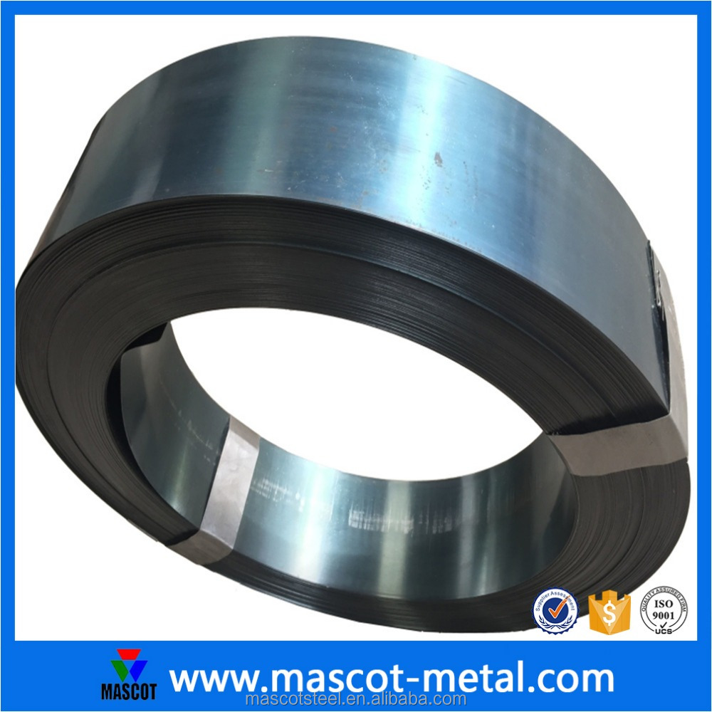 Deeply trusted metal binding strips spring cold rolled steel